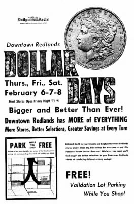 Redlands Daily Facts from Redlands, California on February 5, 1964 · Page 17