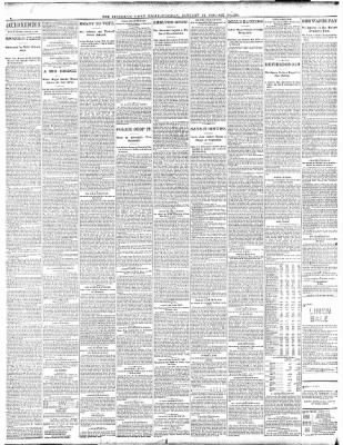 The Brooklyn Daily Eagle from Brooklyn, New York on January 14, 1890 · Page 6