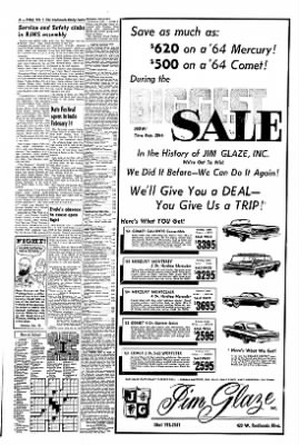 Redlands Daily Facts from Redlands, California on February 7, 1964 · Page 8