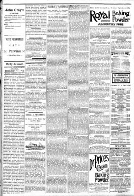 Logansport Pharos-Tribune from Logansport, Indiana on May 17, 1891 · Page 2