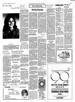 The Tipton Daily Tribune from Tipton, Indiana on February 13, 1971 · Page 3