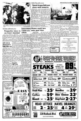Redlands Daily Facts from Redlands, California on February 10, 1964 · Page 11