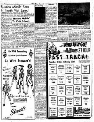Greensburg Daily News from Greensburg, Indiana on May 26, 1965 · Page 9