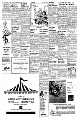 Redlands Daily Facts from Redlands, California on February 11, 1964 · Page 2