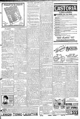 Logansport Pharos-Tribune from Logansport, Indiana on May 5, 1895 · Page 3