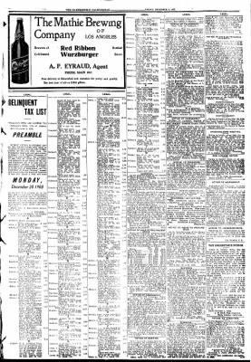 The Bakersfield Californian from Bakersfield, California on December 4, 1908 · Page 7