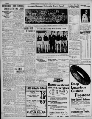 The Lincoln Star from Lincoln, Nebraska on April 18, 1926 · Page 14