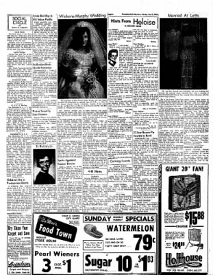 Greensburg Daily News from Greensburg, Indiana on June 12, 1965 · Page 6