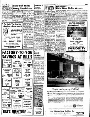 Greensburg Daily News from Greensburg, Indiana on June 17, 1965 · Page 3
