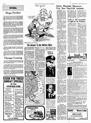 The Tipton Daily Tribune from Tipton, Indiana on February 27, 1971 · Page 4