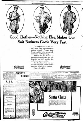 The Bakersfield Californian from Bakersfield, California on December 11, 1908 · Page 4