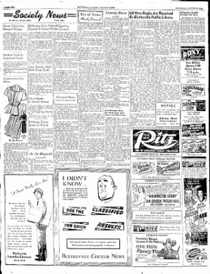 The Courier News from Blytheville, Arkansas on August 16, 1952 · Page 2