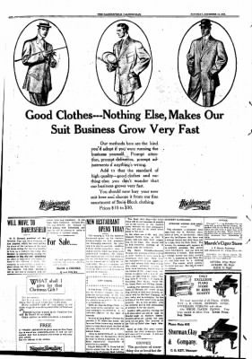 The Bakersfield Californian from Bakersfield, California on December 12, 1908 · Page 4
