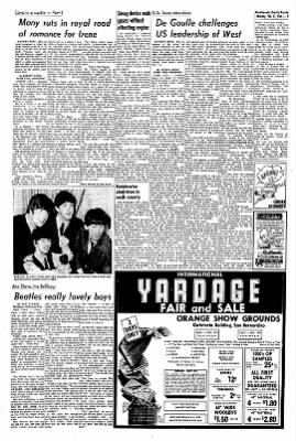 Redlands Daily Facts from Redlands, California on February 17, 1964 · Page 7