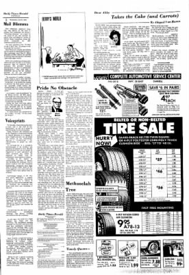 Carrol Daily Times Herald from Carroll, Iowa on April 3, 1974 · Page 3