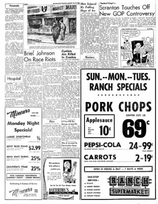 Greensburg Daily News from Greensburg, Indiana on August 14, 1965 · Page 8