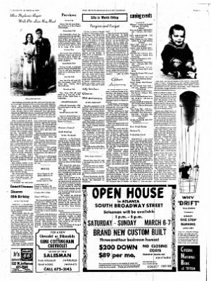 The Tipton Daily Tribune from Tipton, Indiana on March 6, 1971 · Page 3