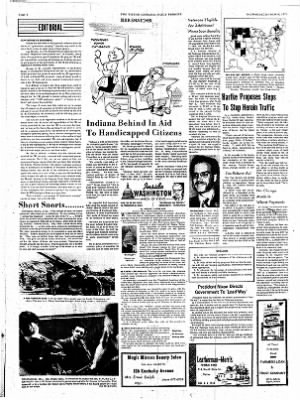 The Tipton Daily Tribune from Tipton, Indiana on March 6, 1971 · Page 4
