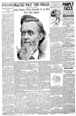 Logansport Pharos-Tribune from Logansport, Indiana on January 22, 1898 · Page 20