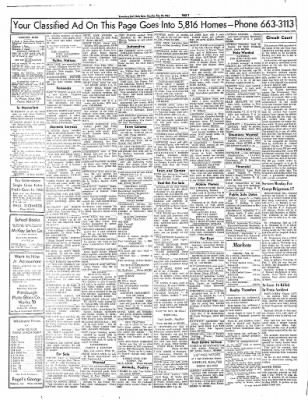 Greensburg Daily News from Greensburg, Indiana on August 28, 1965 · Page 9