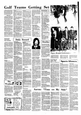Carrol Daily Times Herald from Carroll, Iowa on April 5, 1974 · Page 2