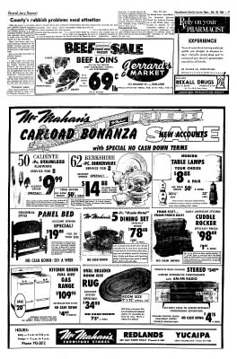 Redlands Daily Facts from Redlands, California on February 20, 1964 · Page 7