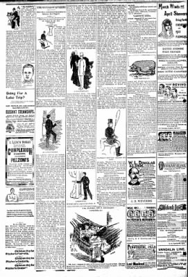 Logansport Pharos-Tribune from Logansport, Indiana on May 8, 1895 · Page 6