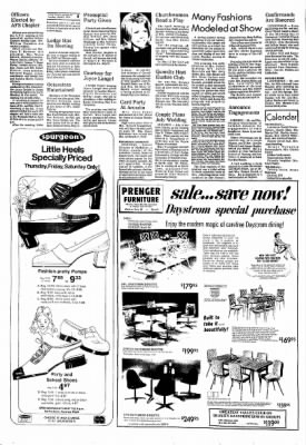 Carrol Daily Times Herald from Carroll, Iowa on April 9, 1974 · Page 4