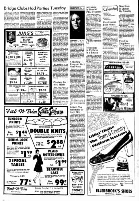 Carrol Daily Times Herald from Carroll, Iowa on April 10, 1974 · Page 3