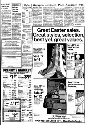 Carrol Daily Times Herald from Carroll, Iowa on April 10, 1974 · Page 8