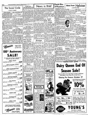 Greensburg Daily News from Greensburg, Indiana on October 9, 1965 · Page 3
