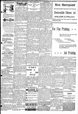 Logansport Pharos-Tribune from Logansport, Indiana on May 9, 1895 · Page 3