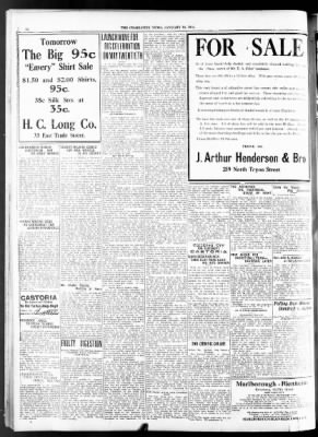 The Charlotte News from Charlotte, North Carolina on January 16, 1914 · Page 12
