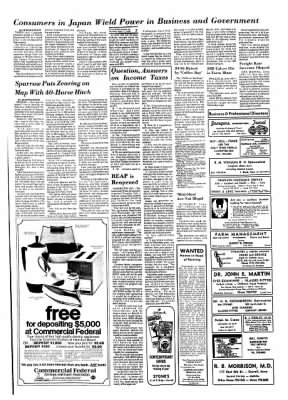 Carrol Daily Times Herald from Carroll, Iowa on April 11, 1974 · Page 7