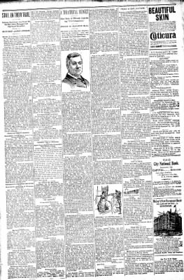 Logansport Pharos-Tribune from Logansport, Indiana on January 25, 1898 · Page 18
