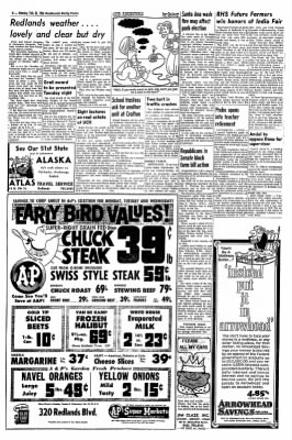Redlands Daily Facts from Redlands, California on February 24, 1964 · Page 6