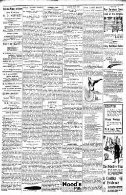 Logansport Pharos-Tribune from Logansport, Indiana on January 25, 1898 · Page 19