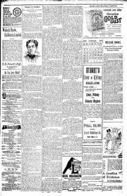 Logansport Pharos-Tribune from Logansport, Indiana on January 25, 1898 · Page 23