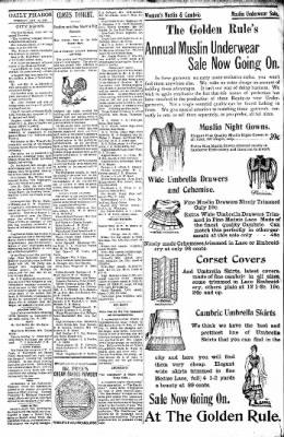 Logansport Pharos-Tribune from Logansport, Indiana on January 25, 1898 · Page 24
