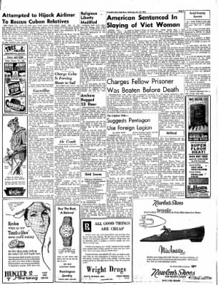 Greensburg Daily News from Greensburg, Indiana on October 27, 1965 · Page 7