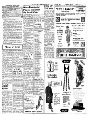 Greensburg Daily News from Greensburg, Indiana on October 28, 1965 · Page 11
