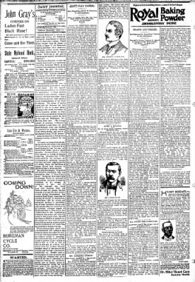 Logansport Pharos-Tribune from Logansport, Indiana on May 10, 1895 · Page 4