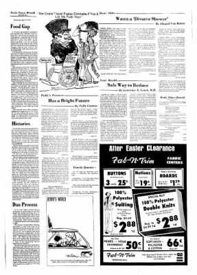 Carrol Daily Times Herald from Carroll, Iowa on April 17, 1974 · Page 3