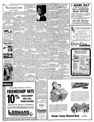 Greensburg Daily News from Greensburg, Indiana on December 3, 1965 · Page 2