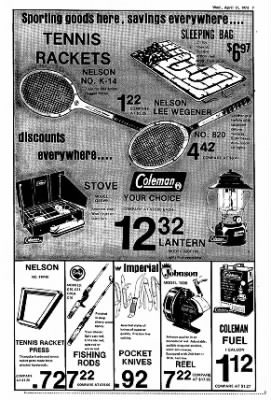 Carrol Daily Times Herald from Carroll, Iowa on April 17, 1974 · Page 23