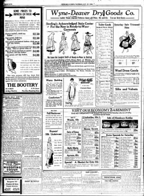 Sterling Standard from Sterling, Illinois on October 12, 1916 · Page 4