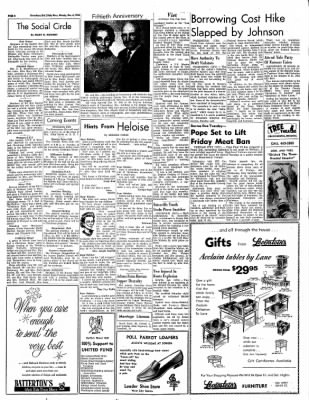 Greensburg Daily News from Greensburg, Indiana on December 6, 1965 · Page 5
