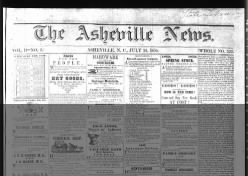 Asheville News