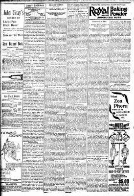 Logansport Pharos-Tribune from Logansport, Indiana on May 11, 1895 · Page 4