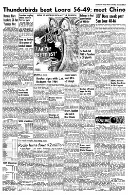 Redlands Daily Facts from Redlands, California on February 29, 1964 · Page 7